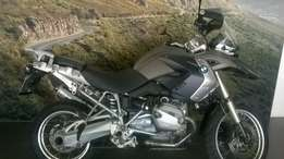 2011 bmw r 1200 gs (81 kw) (abs) h/grips