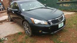 Sparkling Accord 2008 up for grabs
