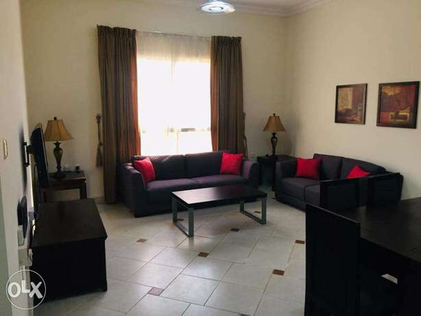 2 Bed room Fulluy Furnished in Alsaad with facility