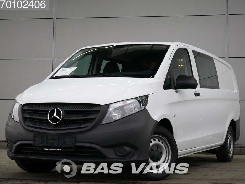 Mercedes-Benz Vito 116 CDI DOKA DC Airco Cruise Lang L3H1 7m3 Airco Dub... - 2017
