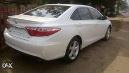 Fresh accident free 2016 Camry available