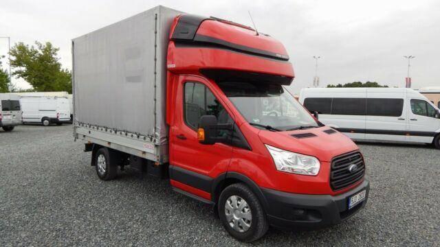 Ford TRANSIT 2,2/114KW PRITSCHE+PLANE 7 PAL./ LUFT - 2014