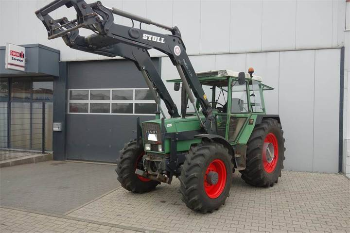 Fendt 309 Lsa Top Zustand - 1986