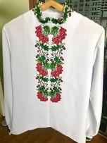 Сорочка Вишита Бісером - Мужская одежда - OLX.ua 294032d48ef43