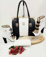 Quality and new hand bags, shoes and purse