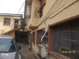 spacious 3bedroom flat with additional spacious front view balcony.