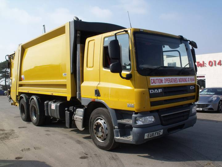 DAF CF75.250 - 2011