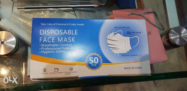 Face masks wholesale