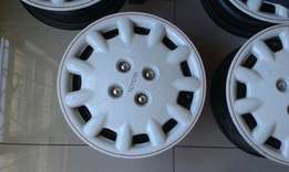 Toyota Conquest rims