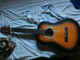 Guitar for sale(fairly used)