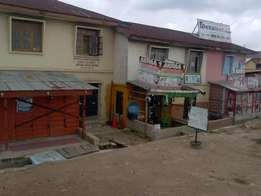 A Storey Building For Sale at Olaiya Junction, Osogbo