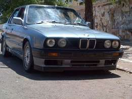 Bmw e30 320 sale or swop