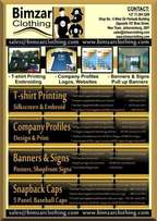 Small Businesses websites, Flyers, Business cards, Banners and more