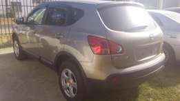Fully loaded Nissan Dualis available for sale