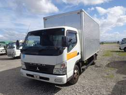 MITSUBISHI / Canter CHASSIS # FE84DV-5506 year 2008