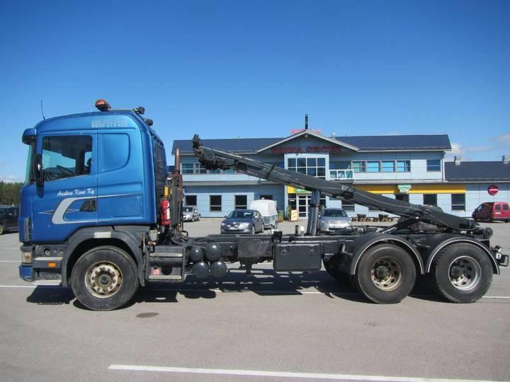Scania R 144 G 530 6x4 - 1997