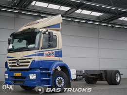 Mercedes Axor 1823 L - To be Imported
