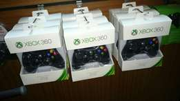 New xbox 360 pads