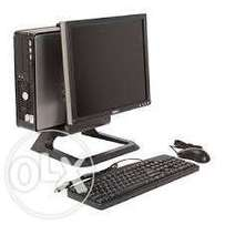 Ultra slim Hp desktops complete core 2 duo 3.0ghz/2gb/160 HDD at 12500