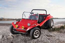 Beach buggy wanted
