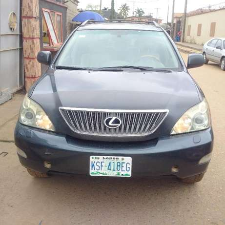 Just Registered 2004 Lexus RX300 (NAVIGATION/REVERSE CAMERA) Ikeja - image 4