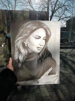 Где рисуют портреты с фото в касимове
