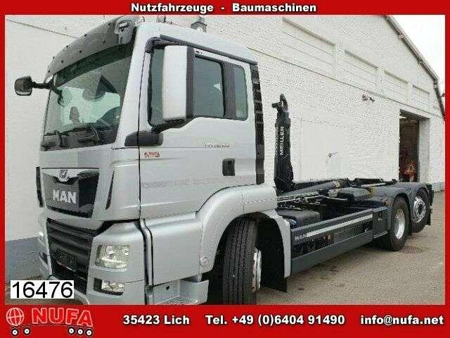 MAN Tgs 26.460/6x2-4 Bl Neufahrzeug Mit - 2017