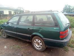 Passat wagon,Neat and registered in Lagos