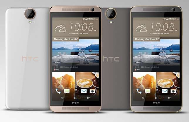 Company sealed htc E9+. 3GB RAM, 32GB internal storage. Nairobi CBD - image 1