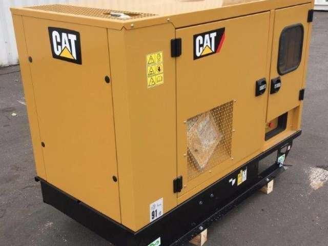 Caterpillar DE22 - 22 kVA - 2017