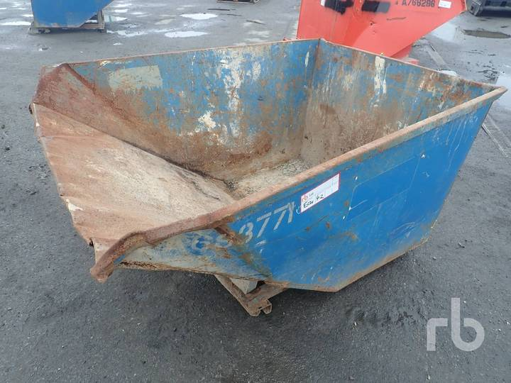 Autolock Tipping Skip - 2015