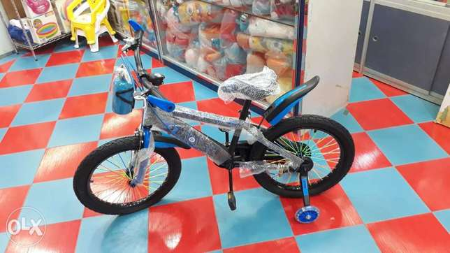 18 blue colour new cycle for sale