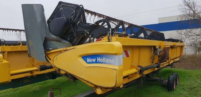 New Holland Cr9060 Elevation - 2010 - image 5