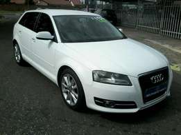 2009 Audi A3 Sportsback in good condition