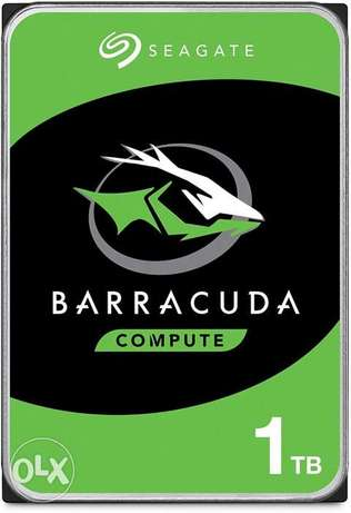 New Seagate 1TB HDD for Desktops