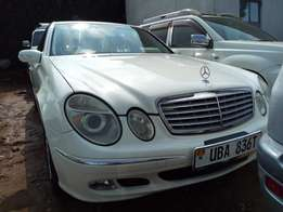 A Mercedes Benz, 2004model on sale