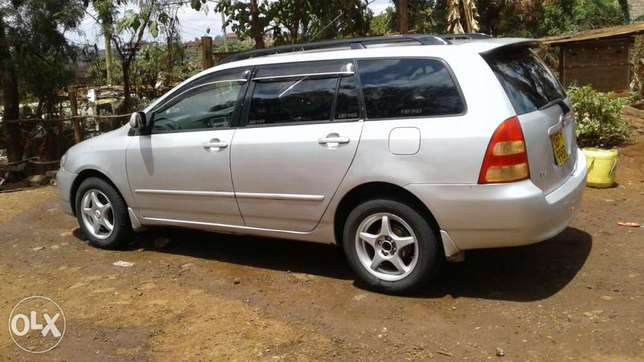 Clean Toyota fielder car KBF 998R with it's original colour Kileleshwa - image 5