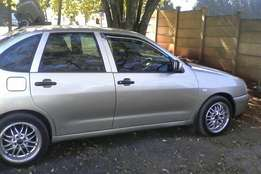 Vw polo classic 2002 model for sale R 16000