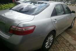 07 Toyota camry xle foreign used
