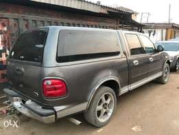 tokunbo 2002 Ford F-150 (long chassis)