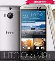 HTC One M9+ Dual - 32GB - 3GB RAM - 20.7MP Cam +Free Screen Protector