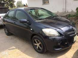 Toyota Yaris Manual 2008