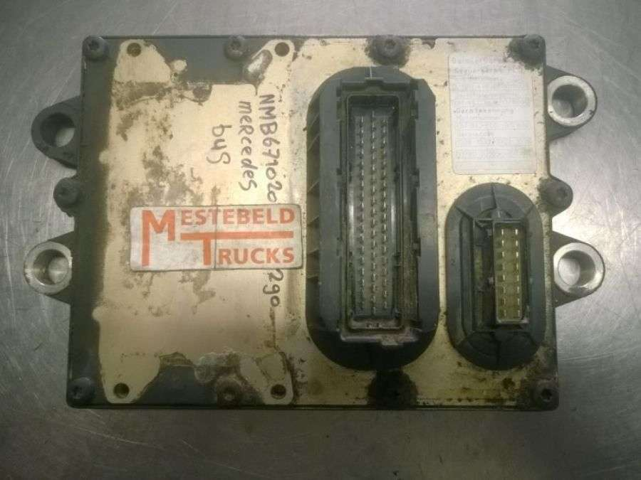 Mercedes-Benz Pld Unit Om 457hla.iii/1-00 Control Unit For - 2002