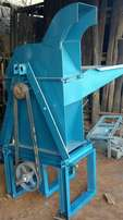 Tractor chopper Grinder maize machine