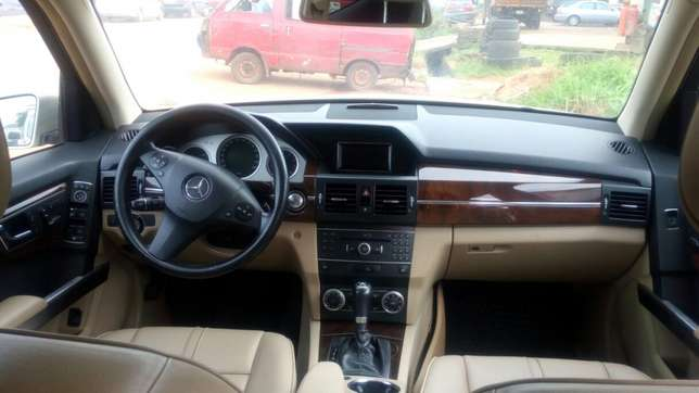 Mercedes Benz GLK350 standard numbered tokunbor Benin City - image 7