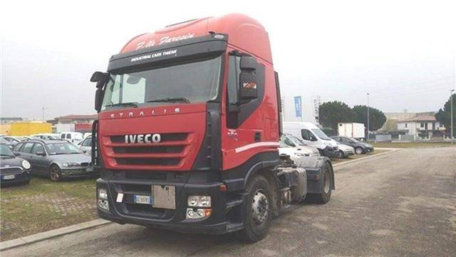 Iveco Stralis 440 AS AS 440 S50T/P E5 - 2007