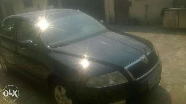 Registered 2008 Skoda Octavia MPI Port Harcourt - image 2