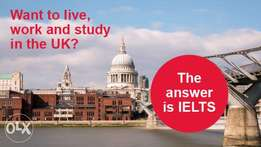 IELTS CLASSES and registration