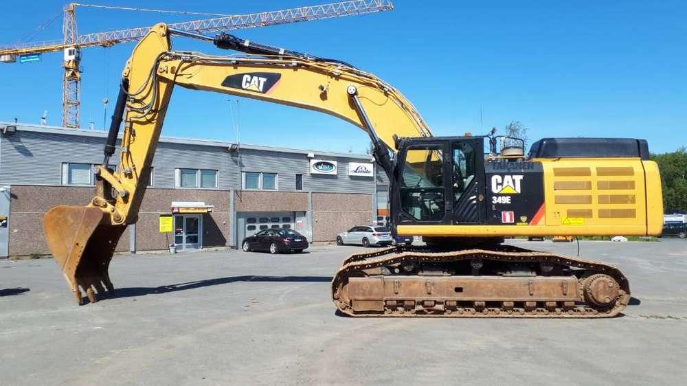 Caterpillar 349e - 2013 for sale   Tradus