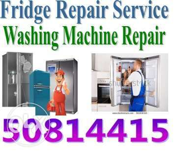 Fridge Washing Machine Repair service in Qatar